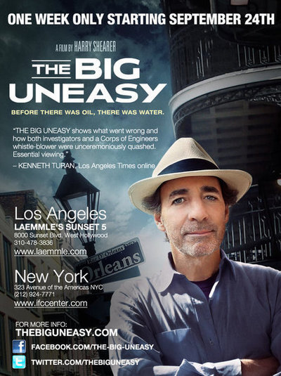 The Big Uneasy